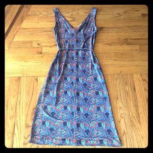 Silk Tory Burch tank dress